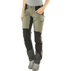 Lundhags Makke Pantalones Mujer, forest green